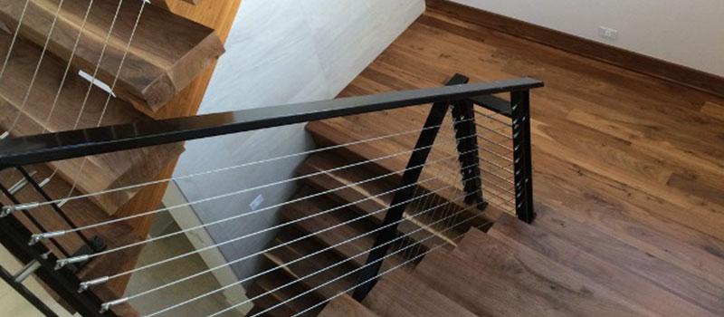 מאוד כמה עולה התקנת מדרגות עץ - אגוז   המרכז ליבוא מוצרי עץ ZG-71