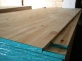 פלטות עץ למשטחי עבודה