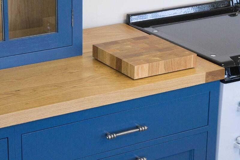 מדהים משטח עץ למטבח - אגוז   המרכז ליבוא מוצרי עץ RF-16