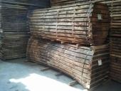 פלטות עץ אלון מבוקע לשולחן